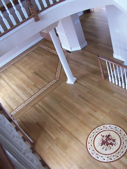 Marks Hardwood Flooring National Award