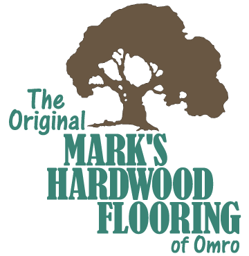 Mark's Hardwood Flooring Logo