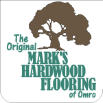 Mark's Hardwood Flooring Logog